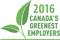 2014 Canada's Greenest Employers